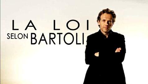 La Loi selon Bartoli série créée par Hervé Korian avec Stéphane Freiss, Alexia Barlier, Philippe Bas. Mon Crédo : Me focaliser sur l'individu.