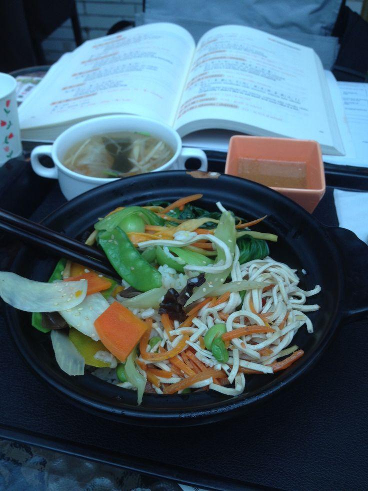 Taipei veggie cuisine