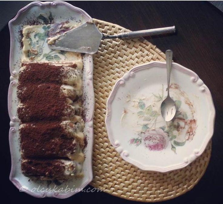 """""""Tiramisu"""" from my  kitchen  Picture by Yetkin Çakır from yedikonu.biz"""