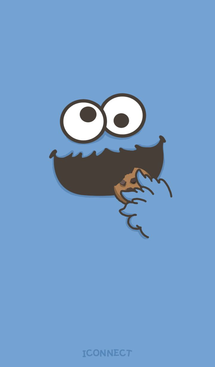 238 best images about crazy for cookie monster on pinterest - Cookie monster wallpaper ...