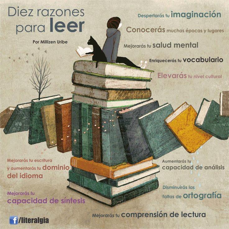 para qué leer