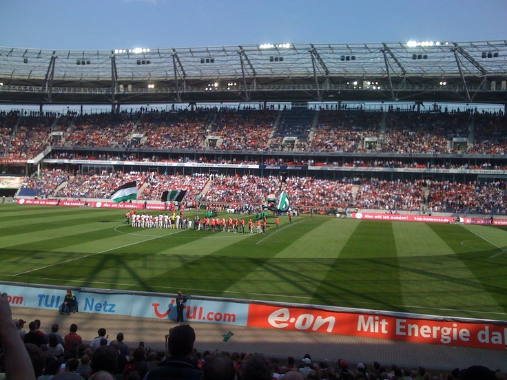 Stadion von Hannover 96