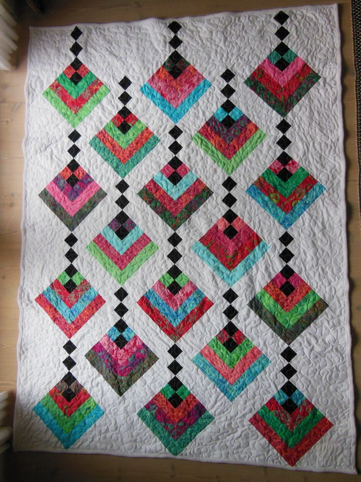 Gullermukkens quilts on pinterest donuts quilt and elephant quilt