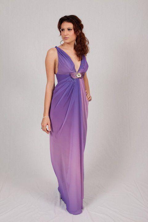 Floor length empire dress http://www.arcarocouture.com.au/