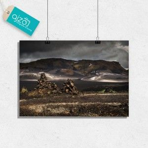 Plakat Piękny widok na ściane 100x70cm