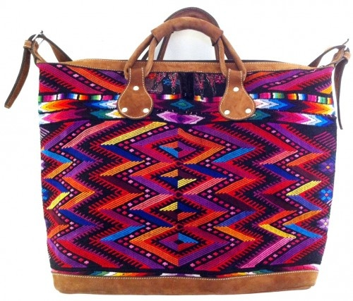 My latest purchase after being obsessed with girls Guatemalan bags at the airport.....