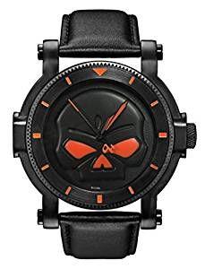 Harley Davidson Bracelet All Black