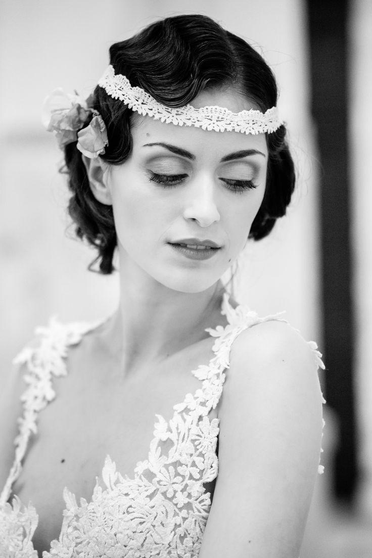 bridal shooting, dezentes make-up, bride make-up