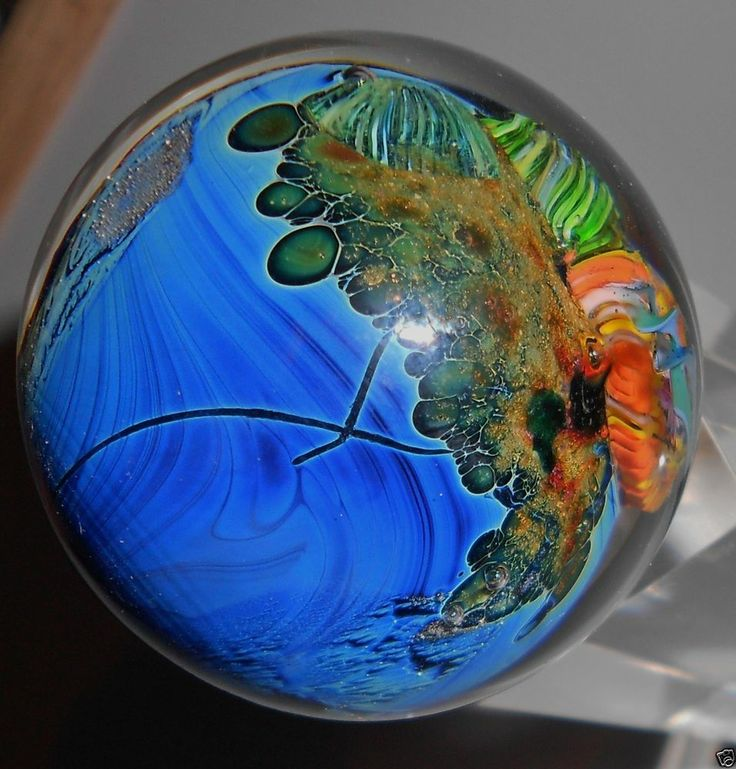 Josh Simpson Glass Planets (page 3) - Pics about space