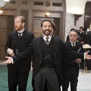 Still of Jeremy Piven, Ron Cook and Tom Goodman-Hill in Mr Selfridge (2013)