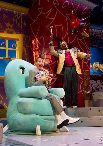 The Pee-wee Herman Show - Broadway Cast