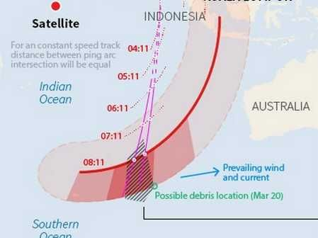 The Possible MH370 Debris Sighting Fits Right In The Expected ...