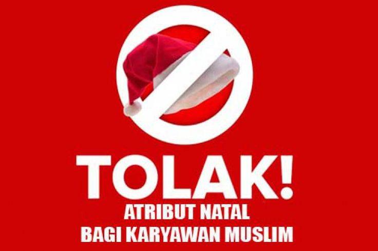 DPR: Dukung Fatwa Haram Pakai Atribut Non-Muslim!