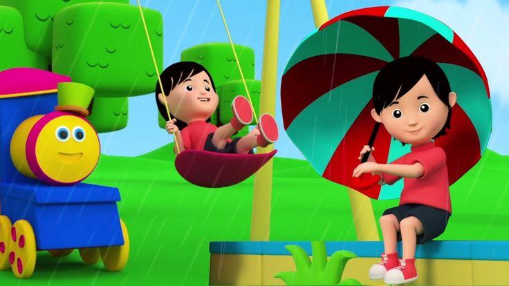 Bob o trem   Chuva chuva vá embora   Rima para crianças   Bob The Train ...Bob o trem   Chuva chuva vá embora   Rima para crianças   Bob The Train   Rain Rain Go Away #chuvachuvaváembora #crianças #bebê #pais #toddlers #poesiainfantil #rimas #préescolar #jardimdeinfância #educaçãoescolaremcasa #cançãoinfantil #aprendendo #berçáriorimas #nurseryrhymes #education #kindergarten #BobthetrainPortugues