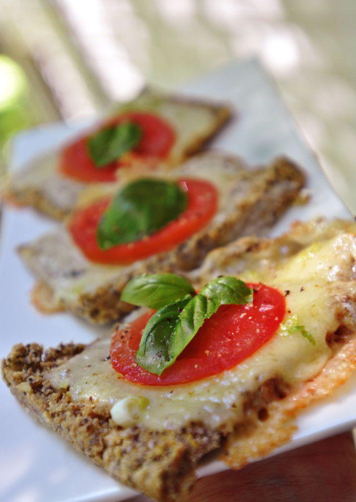 Vegetarian, Egg Free, Low Carb Bread