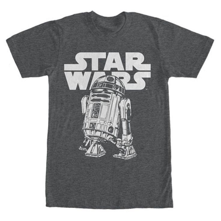 Star Wars Classic R2D2 Mens T-Shirt