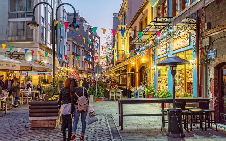 Located near the Port of Thessaloniki, #Macedonia #Greece following the most popular shopping street, Tsimiski Avenue, Ladadika has for centuries been one of the most important market places of the city of #Thessaloniki enjoyed by locals, #tourists and #travellers alike.