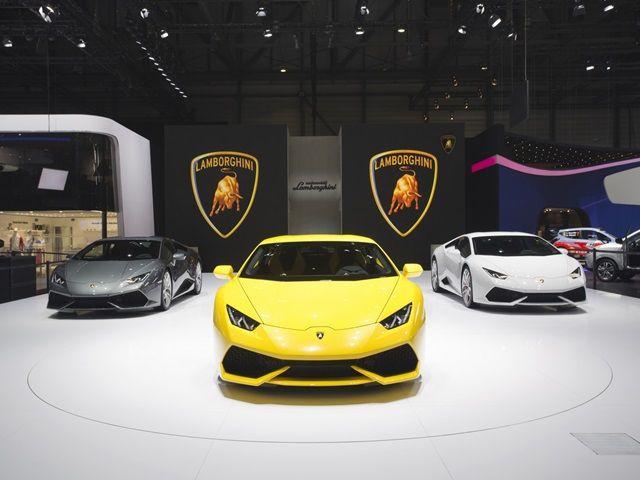 2015 Lamborghini Huracán Price, Specs and Review