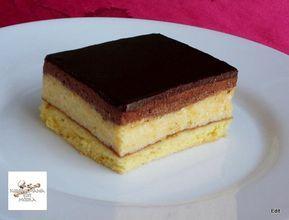 Albán krémes, minden alkalomra jó választás ez az édes krémes sütike! - Egyszerű Gyors Receptek