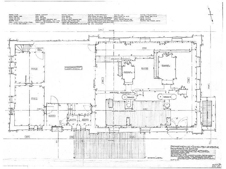 152 best arch projekte architektur michael folkmer for Architektur design studium