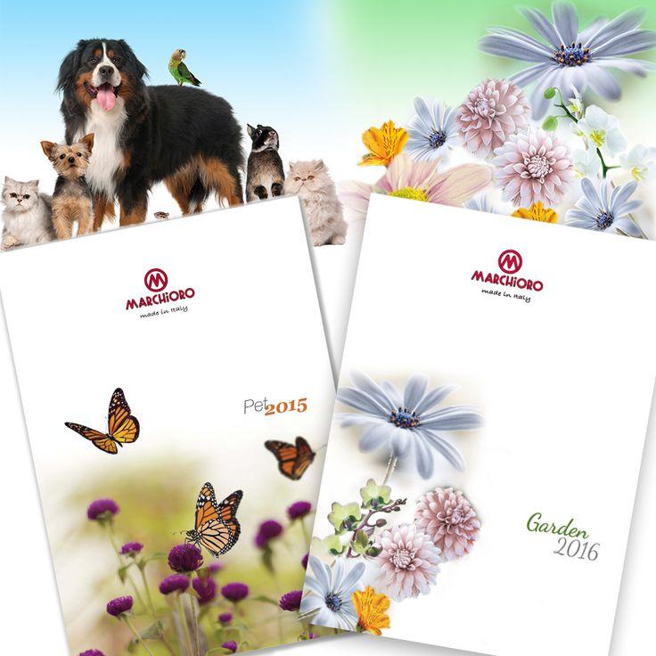 Visitate il nostro nuovo sito internet www.marchioro.it, potrete scaricare i cataloghi pet e garden!  #marchioro #lineagarden #lineapet