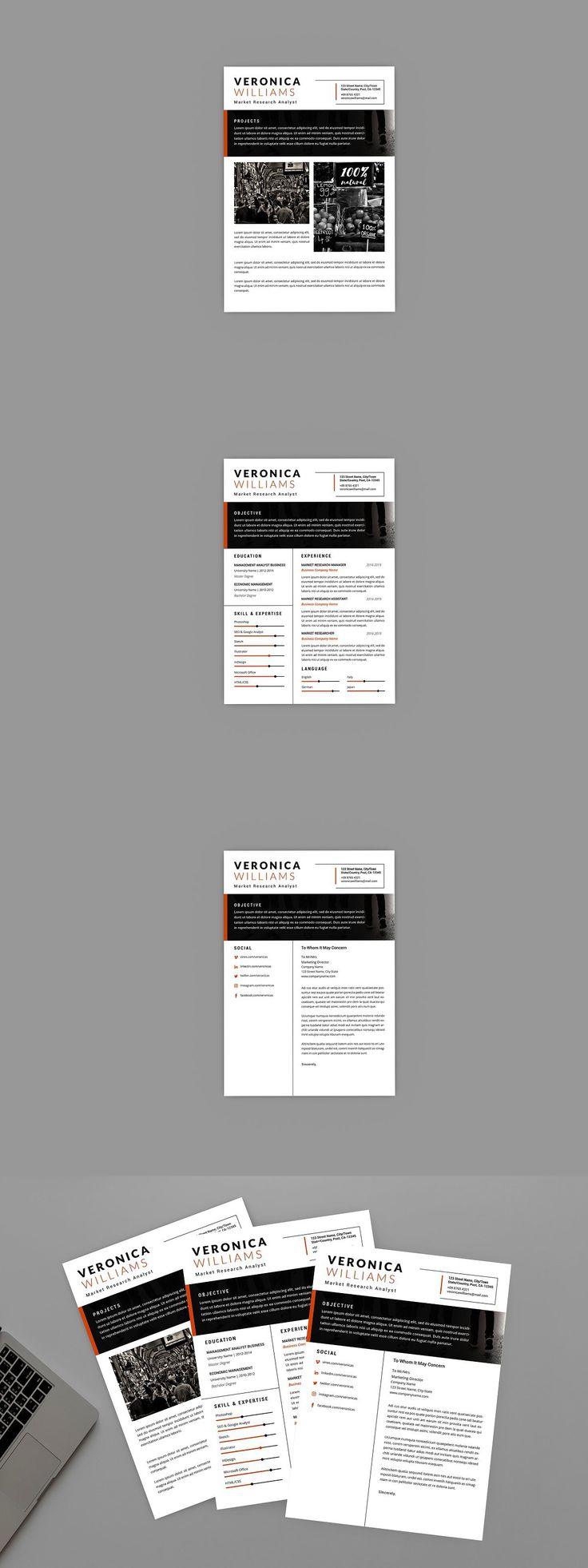 CV Attention Resume Designer Resume, Design, Perfect resume