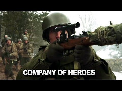 ▶ Company of Heroes Debut Trailer - YouTube