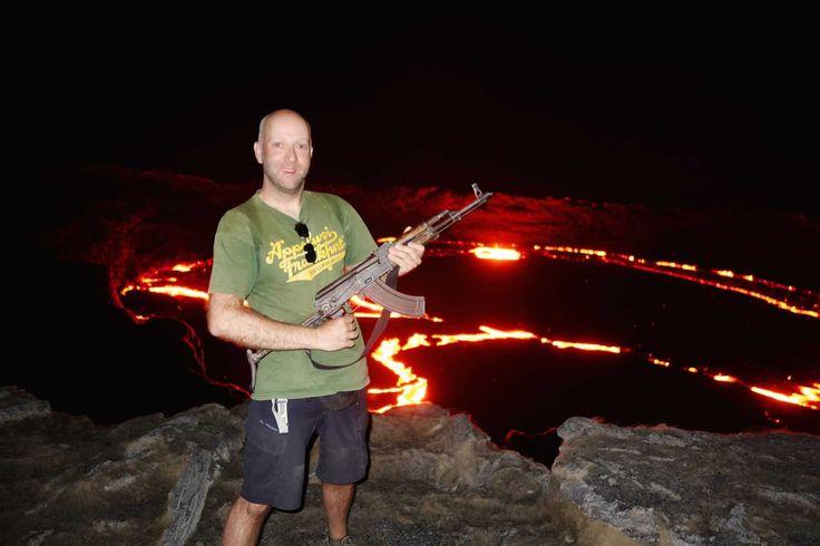 Erta Ale – Der brodelnde Vulkan – Auf zum Feuerberg nach Äthiopien – Dem Erta Ale Es gibt ja verschiedene Reisearten und more pictures here https://www.overlandtour.de/erta-ale-der-brodelnde-vulkan/