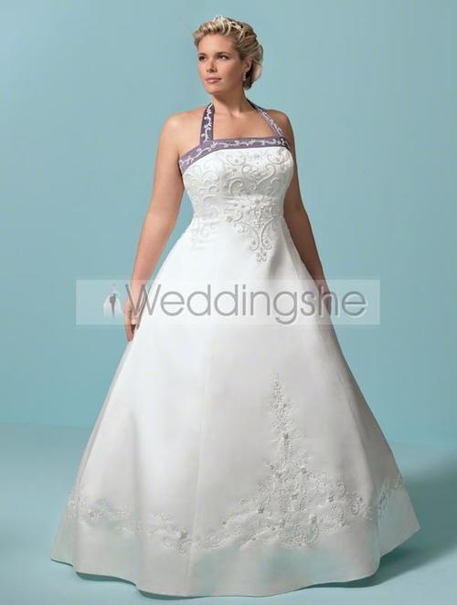 166 best Plus Size Wedding Dresses images on Pinterest | Wedding ...