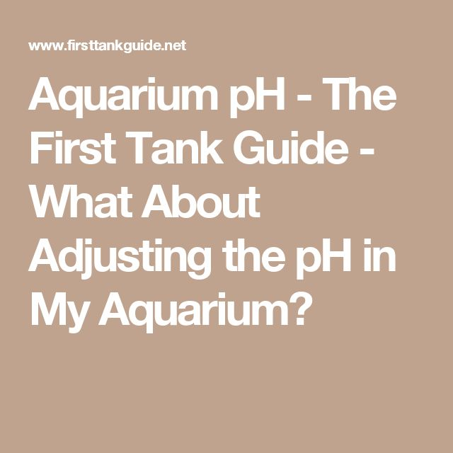 116 best aquarium images on pinterest aquariums fish for How to lower ph in fish tank