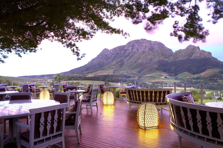 Eat Out - Delaire Graff Estate Restaurant - The only restaurant guide you'll ever need: South African restaurants, critic's reviews, news