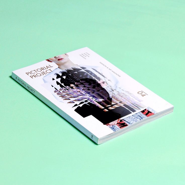 Graphic design Magazine design Photography