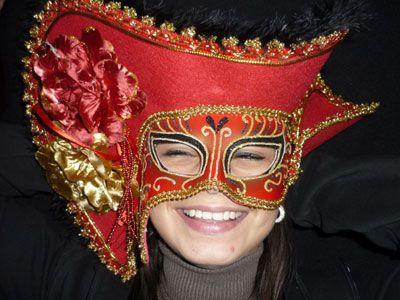 Venitiaanse masker