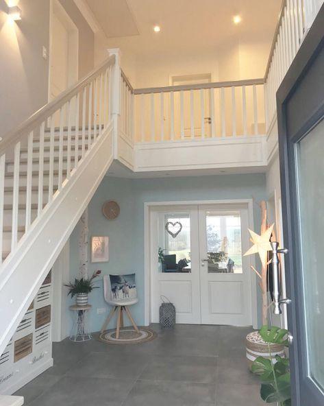 La maison | traumhaeuschen – City Villa Baublog Journal de construction Team Massivhaus Lü …..
