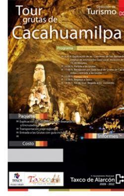 Tour Grutas de Cacahuamilpa - Transportación - Servicios - Directorios - Taxco, Hoteles Taxco, Vacaciones Taxco, Plata Taxco