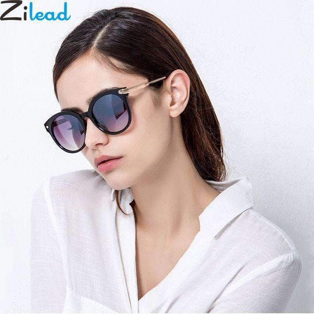 e8a1db333269 Zilead Metal Finished Myopia Sunglasses Brand Women | Eyewear Frames ...