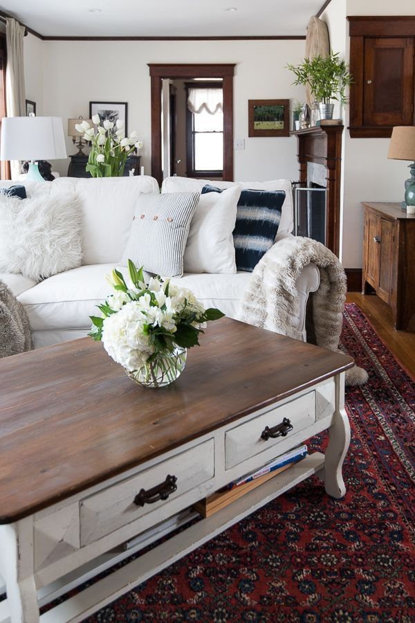 Coastal Living Room that Cozy and forting Finding Silver Pennies Living room ideas Pinterest
