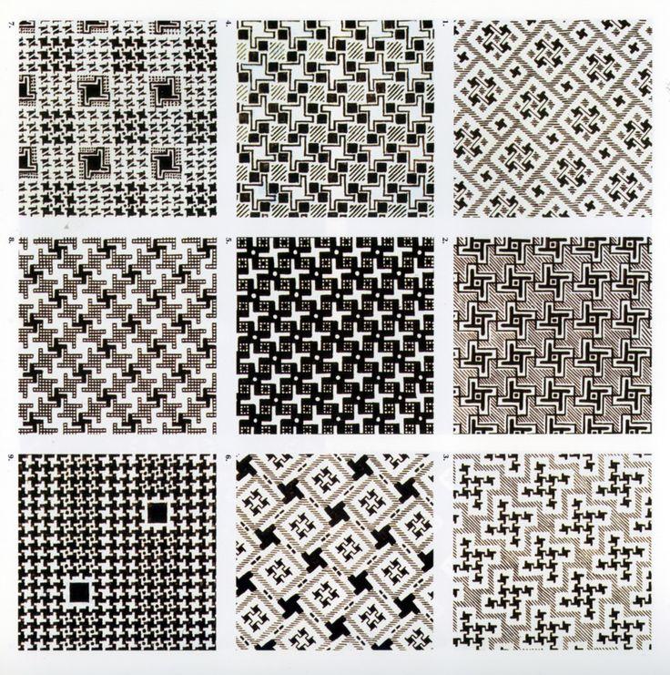 Hermosa Houndstooth Knitting Pattern Colección - Manta de Tejer ...