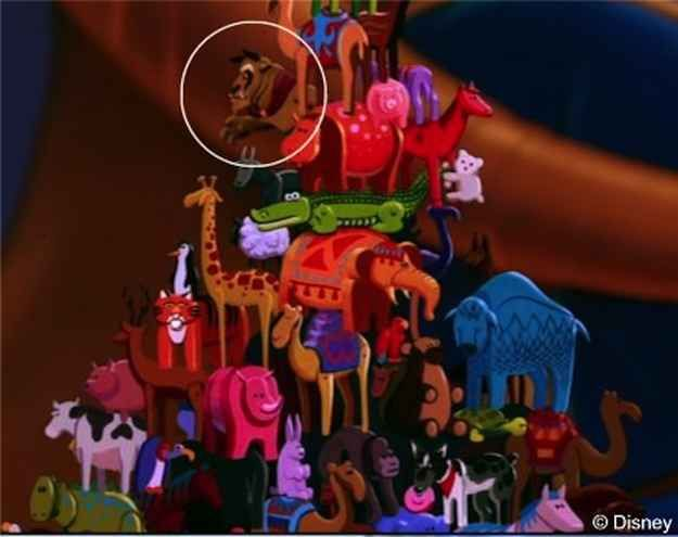 Aladdin... Ever notice that?