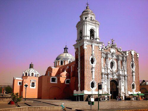 Catedral de Tlaxcala México
