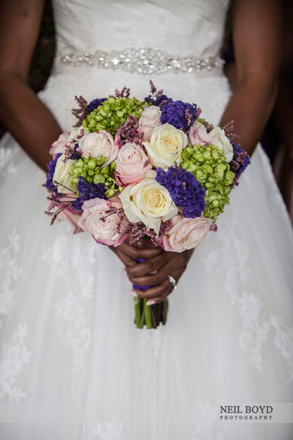 Pink Green And Purple Flowers Fleurtations Weddings Events In Raleigh Nc