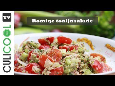 Romige tonijnsalade - CULICOOL