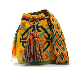 susuu Mochila-Wayuu Color