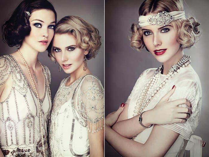"Little Black Dress: Wedding in Style ""The Great Gatsby"""