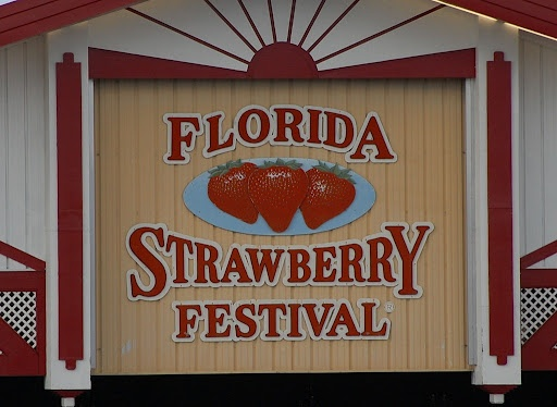 Strawberry Festival.....The very best strawberries are from Plant City, Florida!