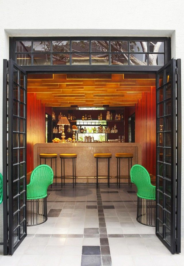 Design lessons from guadalajara 39 s hottest hotel posts for Boutique hotel 74
