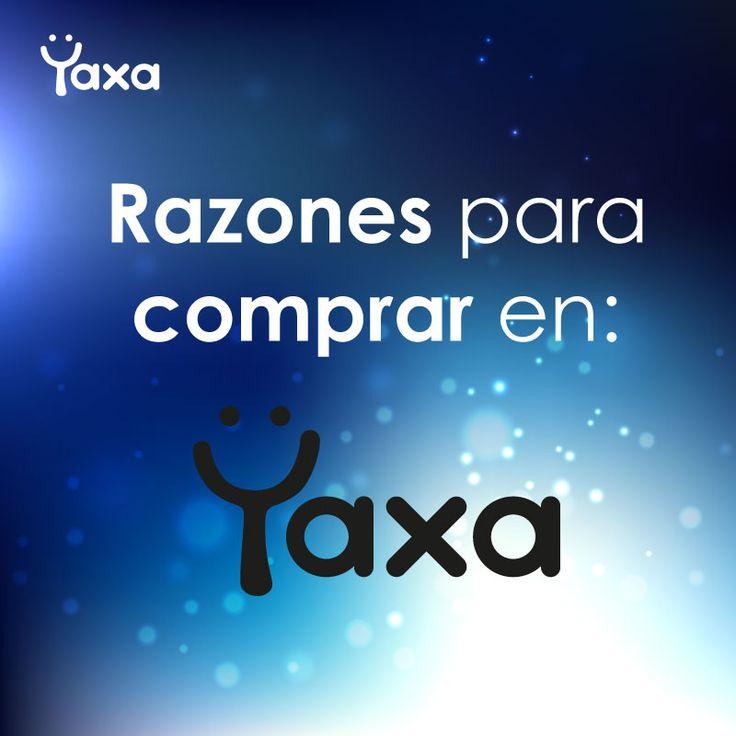 #Compra en #Yaxa, #Diviertete y #Repite con nuestro servicio al cliente