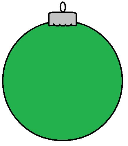Boule verte