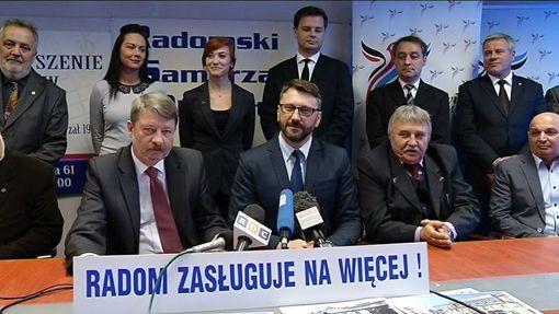 Koalicja i kandydaci