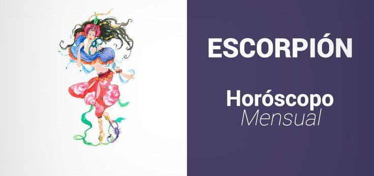 Horóscopo Mensual de Escorpión para el mes de octubre